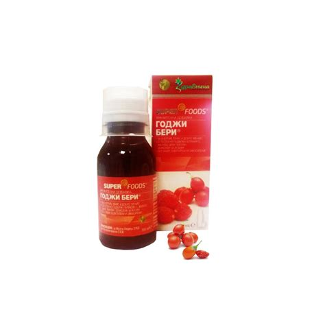 Liver Detox Syrup by Goji Berry Syrup Detox 200 Ml