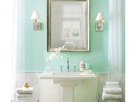 Guest Bathroom Paint Colors | bathroom bliss by rotator rod prepare for holiday house