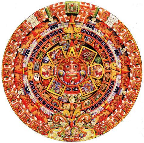Como Leer El Calendario Azteca Vazquez Hoys Tag Mayas