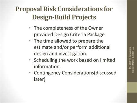 design bid build case studymay aace presentation final 9 may aace presentation final