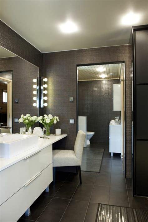 zeitgenössische badezimmer designs kronleuchter badezimmer idee
