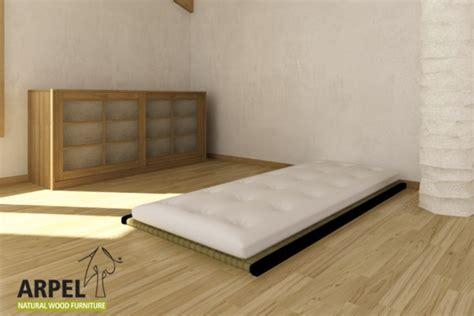 tatami e futon pacchetto di 1 tatami futon cotton comfort
