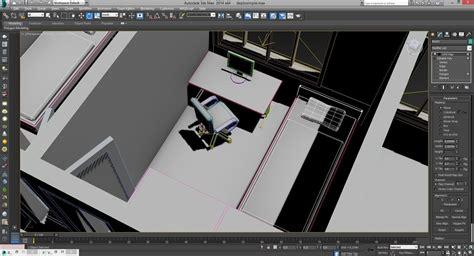full house interior interior house full modeled 3d model max cgtrader com