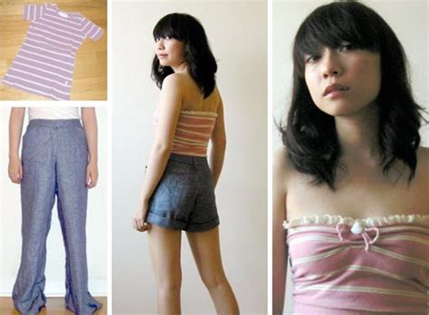ways to upcycle clothes diy dress up ideas 5 ways to upcycle clothing
