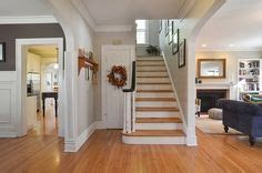 center hall colonial revival home inspired pinterest don t remove the wall between rooms just open it up