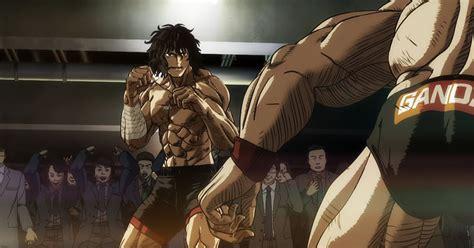 fighting fiction kengan ashura perfects  martial