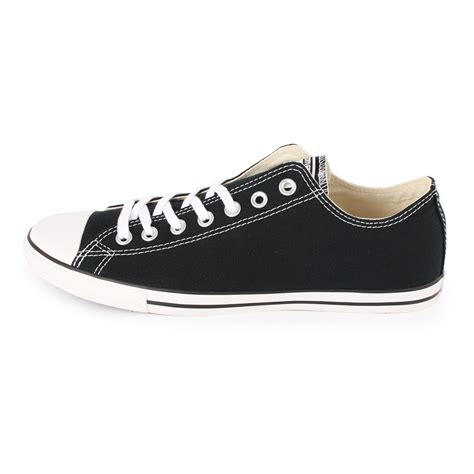Converse Chuck All Classic Ox Black White converse chuck all lean ox all unisex new