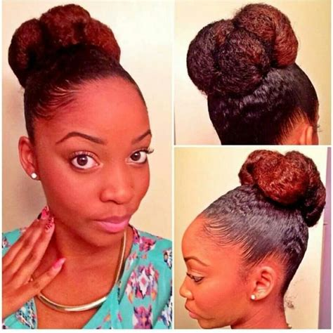 premade african american hair buns 278 best images about braid styles for little girls on