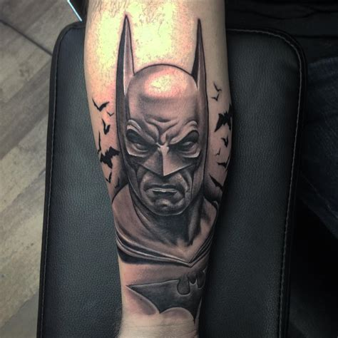 batman tattoo 100 best batman symbol ideas comic 2018