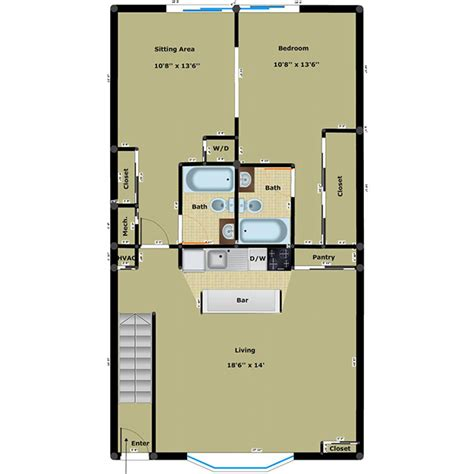 950 square feet 1 bedrooms 1 batrooms on 2 levels apartments in henrico va gateway has multiple 1 and 2