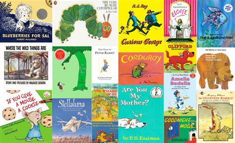 best picture book reminders of favorite children books