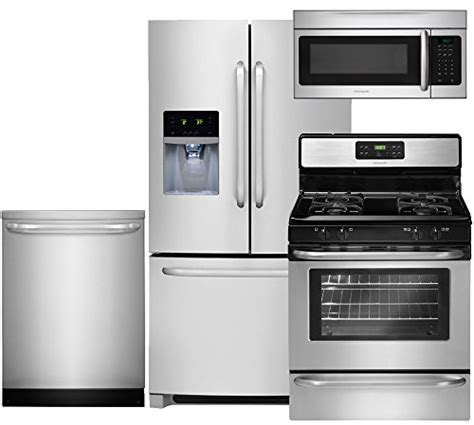 amazon kitchen appliances stainless steel appliances packages b006fmwzbe amazon