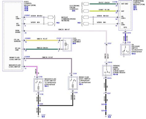2003 ford focus wiring diagram ford focus headlight