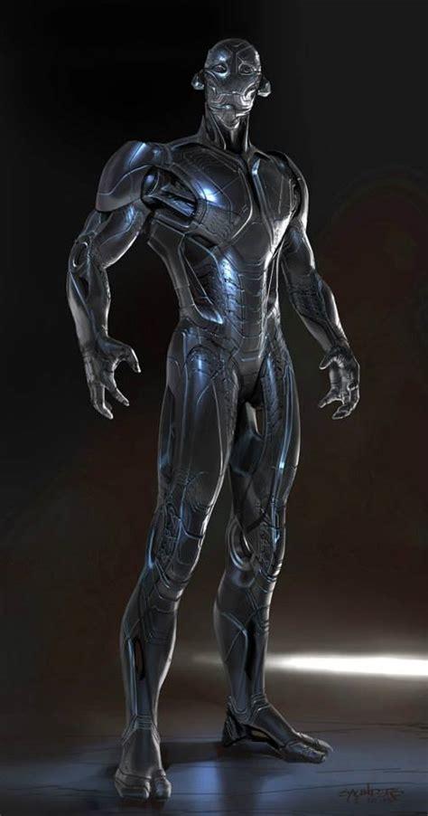 art design vision unused hulkbuster ultron designs for marvel s avengers