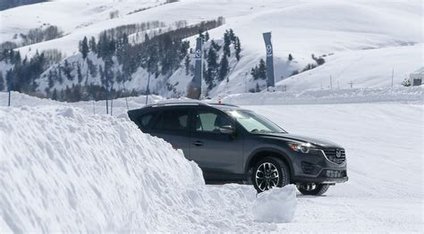 best suv for snow and which compact suv has the best all wheel drive system for