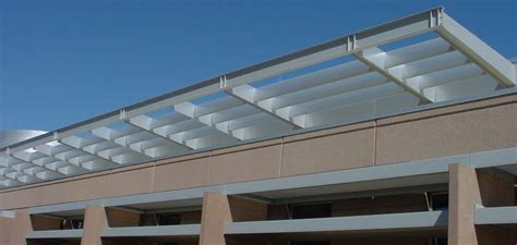 Architectural Metal Awnings by Architectural Aluminum Sunshades Aluminum Sunscreens
