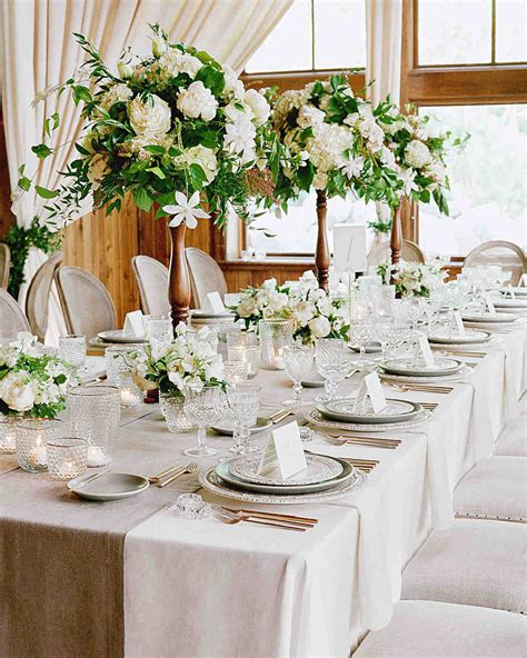 Wedding Reception Table by Centerpieces That Will Take Your Reception Tables To