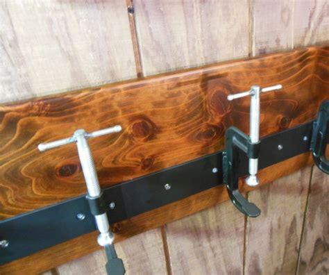 custom industrial cl coat rack by grease monkey inc