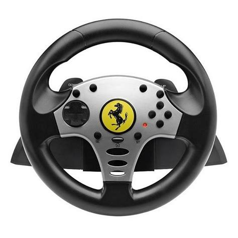 volante f430 thrustmaster challenge racing wheel pc ps3