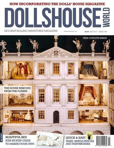 dolls house world magazine dolls house world magazine issue 298 subscriptions pocketmags