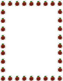 Printable Borders Free Printable Stationery Border Designs Clipart Best