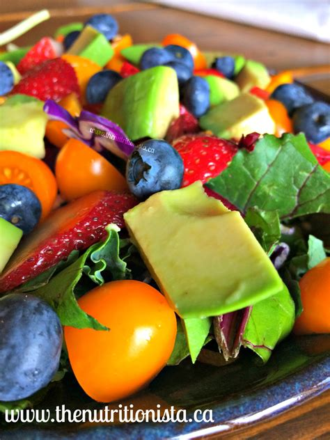 Detox Superfoods Salad by Superfood Detox Salad With Strawberry Vinaigrette