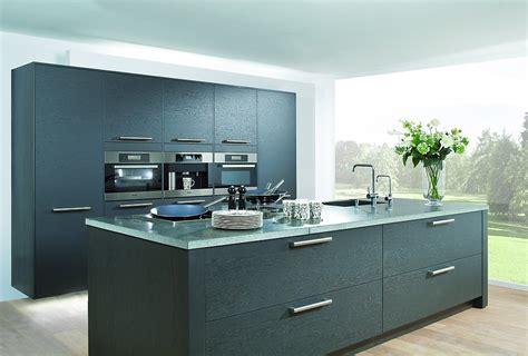 grey kitchens best designs proline basaltgrau