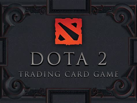 Dota Graphic 23 dota2 trading card template psd file by