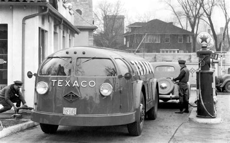 Texaco Doodlebug Strange Vehicles Diseno