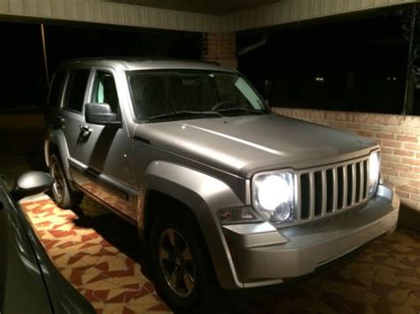 Jeep Liberty With Sky Slider For Sale Find Used 2008 Jeep Liberty Sky Slider In Baton