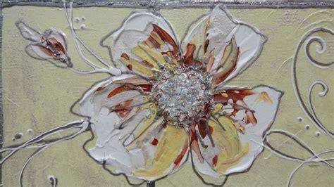 fiori in fiori in chiaro astratti 2 vendita quadri