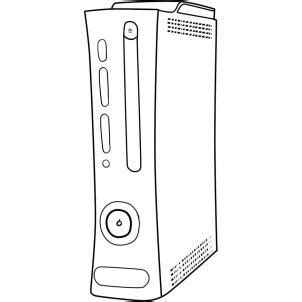 Drawings Of Xbox