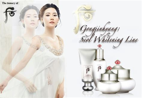 Kenapa Ginseng Mahal beautify me the history of whoo giveaway