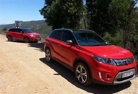 Suzuki Africa Suzuki 4x4 Legend Lives On New Vitara In Sa Wheels24