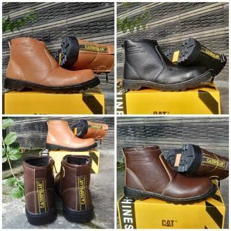 Caterpillar Safety Sleting jual sepatu septi shoes sepatu safety shoes caterpillar