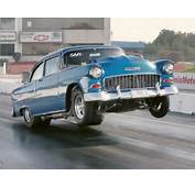 Bright Blue Poly Chevrolet Bel Air 210 Image