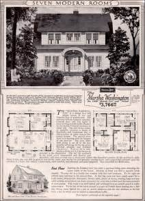 Colonial Revival House Plans by Christine Colonial Sears Colonial House Plans