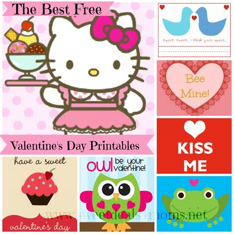 Valentines Day Survey Paypal Looks At The Link Between Money And by Free Printable Valentines Day Card Roundup Sweet Deals 4
