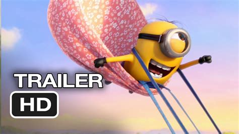 Minion Despicable Me Terbang Mainan Fliying Minion With Sensor despicable me 2 official trailer 2 2012 steve carell animated hd
