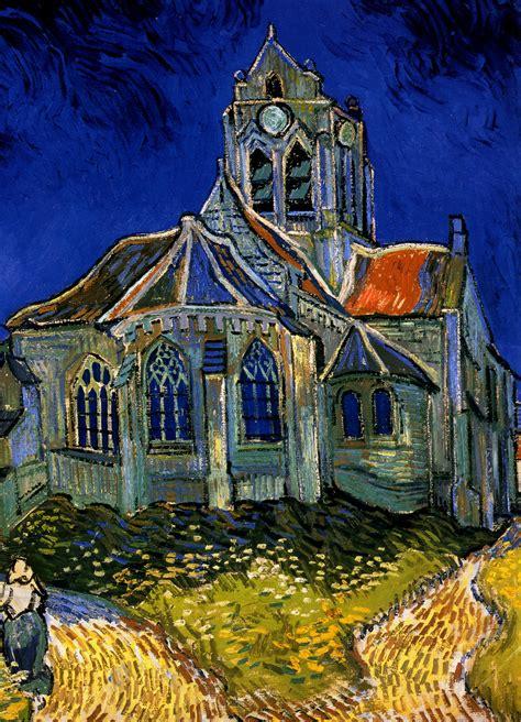 Gogh L by Gogh L Eglise D Auvers Sur Oise The Church Of