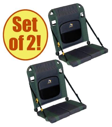 gci sitbacker canoe seat cheap set of 2 gci outdoor sitbacker canoe seat best