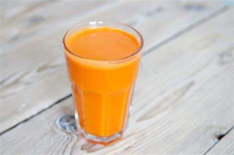 Blender Wortel groentesap wortel en bleekselderij