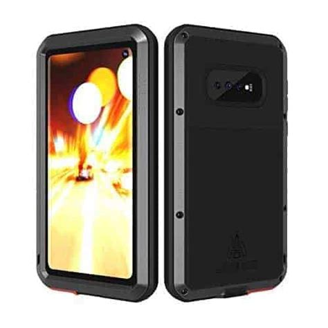 Is Samsung Galaxy S10 Waterproof by Galaxy S10 Plus Gorilla Black Galaxy S10 Plus Cases And Covers