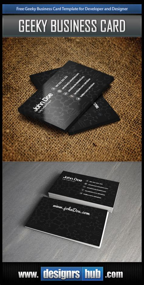 lausd business card template free developer business card template psd by