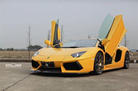 yellow lamborghini bright yellow lamborghini aventador on bronze pur wheels