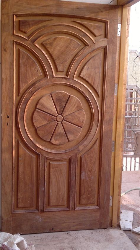 Indian Home Door Design Catalog | single main door designs joy studio design gallery