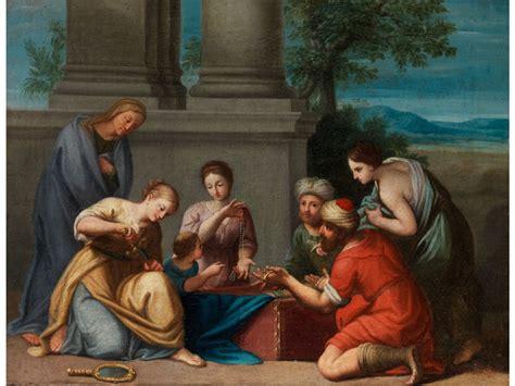 franceschini mobili marcantonio franceschini 1648 bologna 1729 ebenda