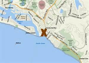 delmar california map corona mar south real estate homes for sale recent