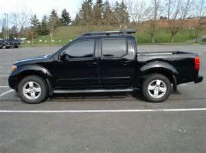 2005 Nissan Frontier Sale 2005 Nissan Frontier Le 4x4 Crew Cab For Sale In Tacoma