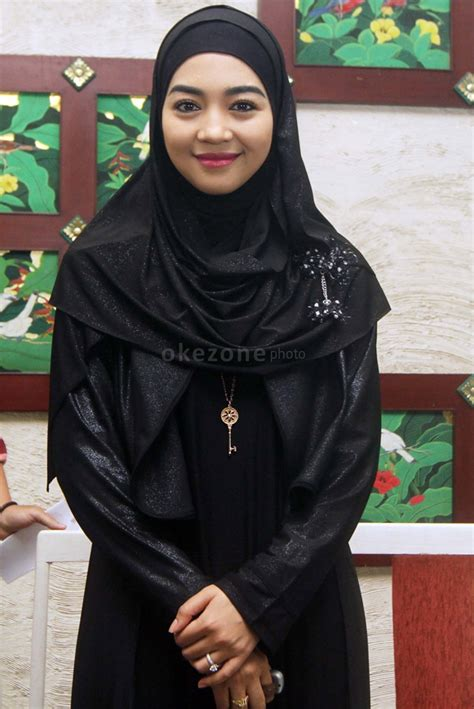 tutorial hijab pesta ala nuri maulida gaya hijab modern ala nuri maulida tutorial pashmina by